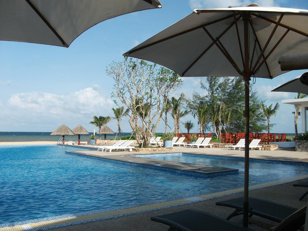 Thiết kế và thi công cảnh quan Eden Resort